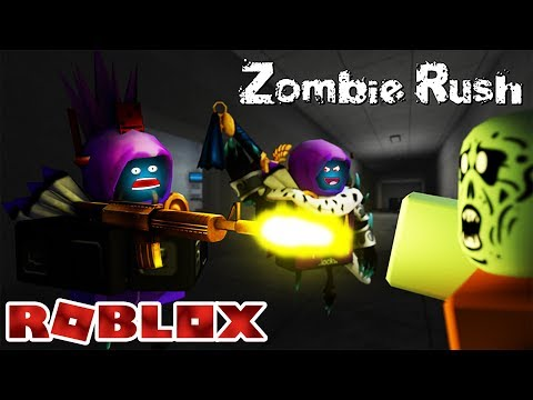 ZOMBIE MADNESS GAAAAAAAH!!! | Let's Play Roblox Online Game Gameplay For Kids