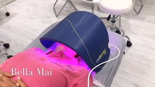 LED LIGHT THERAPY -  For pain and skin complaints.