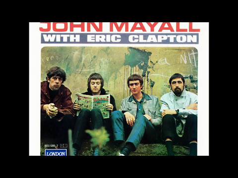 John Mayall and the Bluesbreakers - Crawling Up a Hill (BBC Sessions)