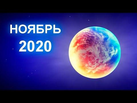Гороскопы на ноябрь 2017 года для всех знаков зодиака