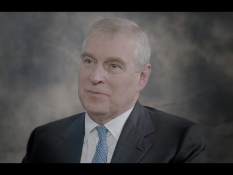 An exclusive interview with Your Royal Highness, Prince Andrew, Duke of York