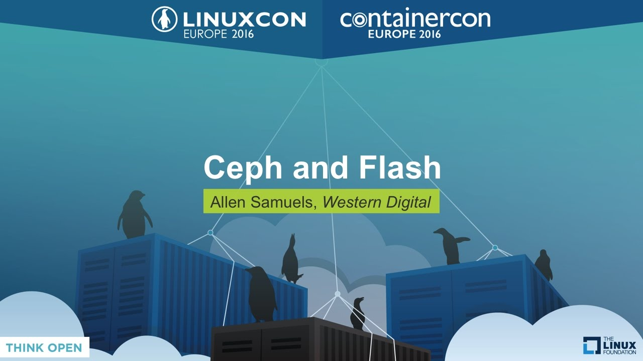 Improving Storage Performance with Ceph and Flash | Linux com | The