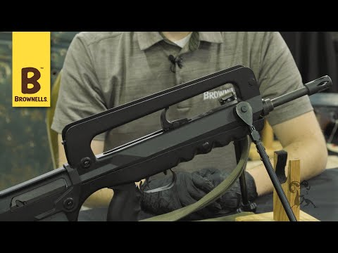 From The Vault: French FAMAS Rifle