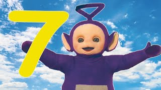 Teletubbies: All Of The Classic Numbers Episodes 1 to 10 ! Learn To Count With The Teletubbies