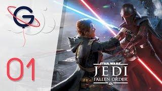 STAR WARS JEDI FALLEN ORDER FR #1