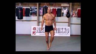 Bas Rutten -  Conditioning Exercise