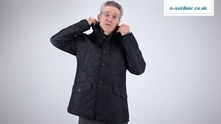Barbour Bardon Quilted Jacket Video | e-outdoor.co.uk