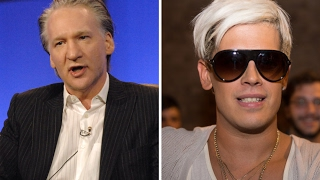 Jeremy Scahill Pulls Out Of Bill Maher's Show Over Milo