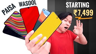 Top Smartphones Under ₹10000 📱⚡May 2021 | Full Paisa Wasool Phones