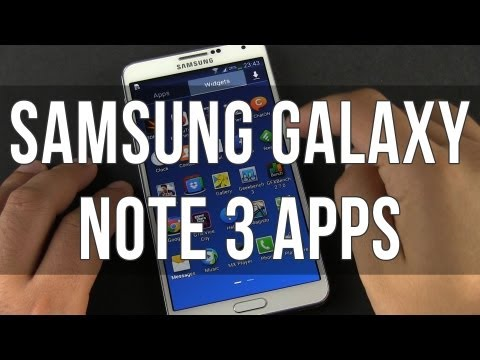 Top 7 Best Samsung Galaxy Note 3 apps - Must Haves!