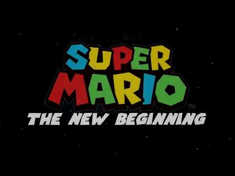 Super Mario The New Beginning (Trailer) 2017