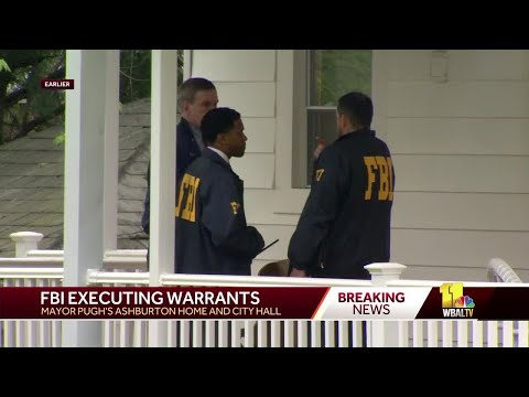 FBI executing multiple search warrants connected to Pugh