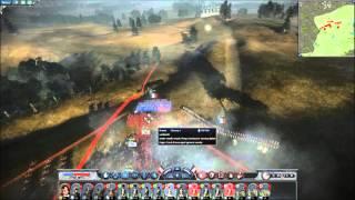 "(VERY HARD) ""Battle of Waterloo"" as FRANCE - Napoleon Total War"
