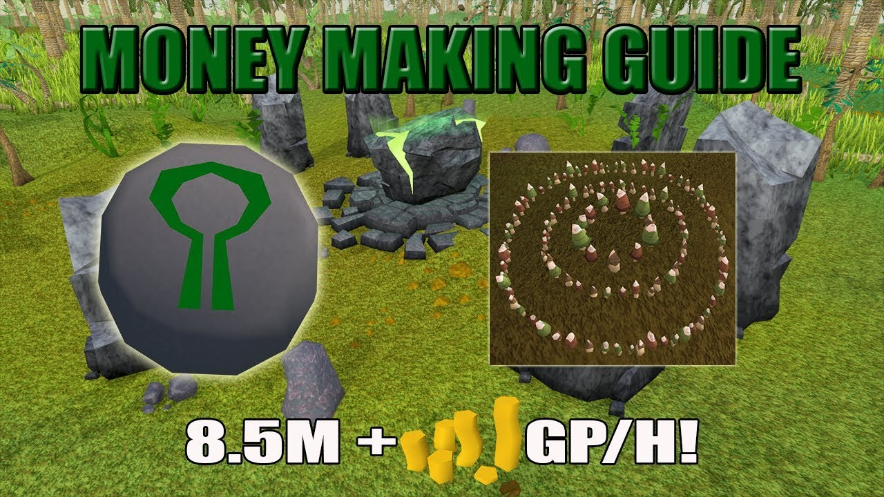 Abyss runecrafting guide: fastest rc xp + money making! [runescape.