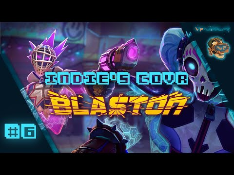 Indie's CoVR #6 Blaston