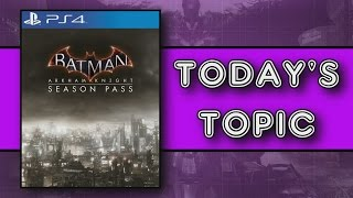 Batman: Arkham Knight Season Pass Review - Today