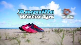 Anguilla Watersports Kiteboarding Lessons