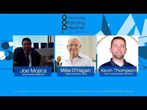 EP09 - Outsourcing And Offshoring - Philippines Podcast -  Business Process Outsourcing