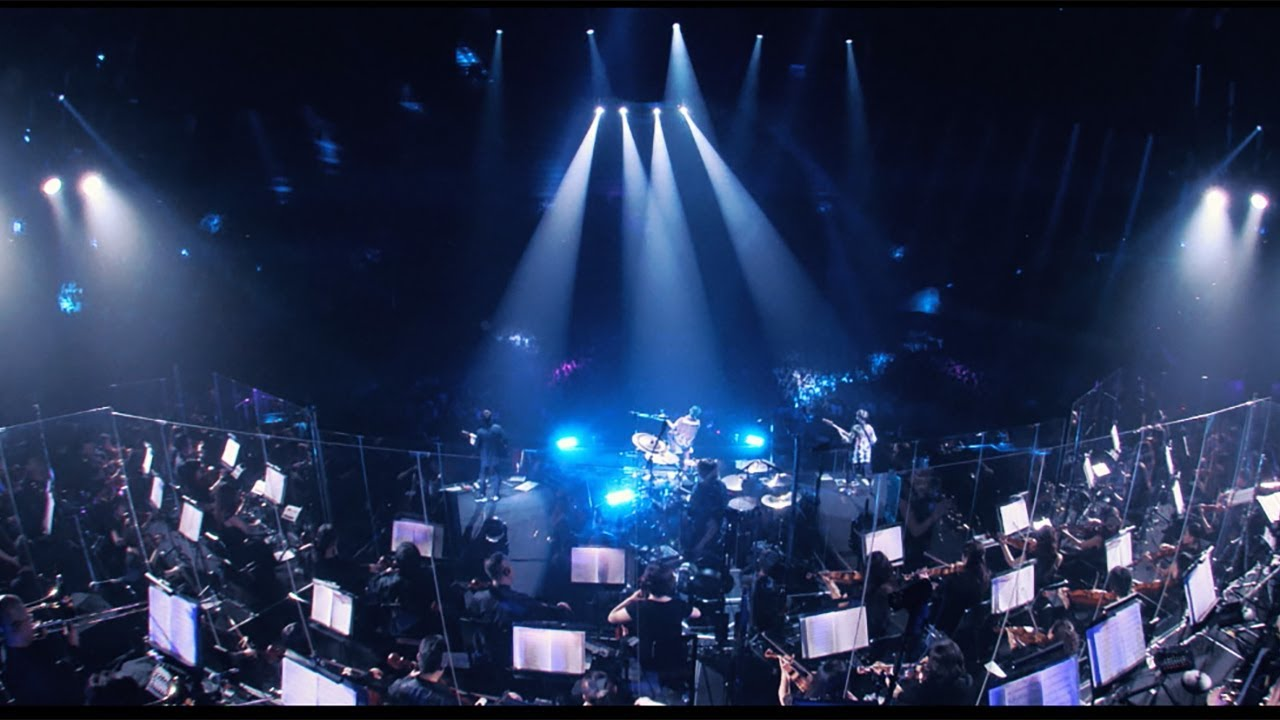 One Ok Rock Stand Out Fit In Orchestra Ver Youtube