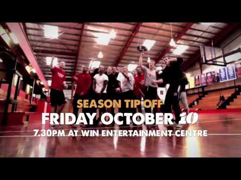 Wollongong Hawks 2014 Season Tip-Off
