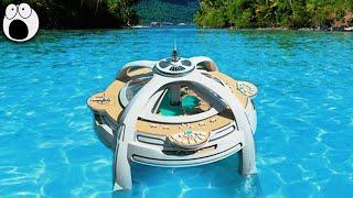 10 Most FUTURISTIC Yachts in development