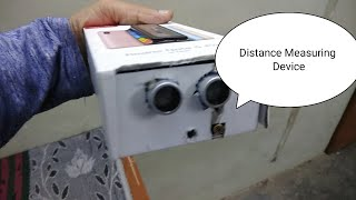 Distance Measuring| Electronic Project|Hindi