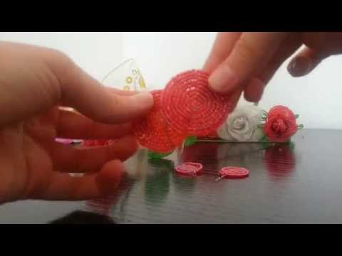 создали термобелье нежная роза из бисера часть 2 это нижнее белье