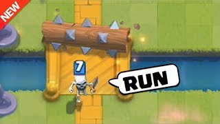 NEW CLASH ROYALE FUNNY MOMENTS #65 | Glitches, Fails & Trolls Compilation