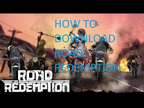 Hướng Dẫn Cài Đặt Road Redemption Chi Tiết