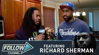 Richard Sherman Interviews Brandon Browner