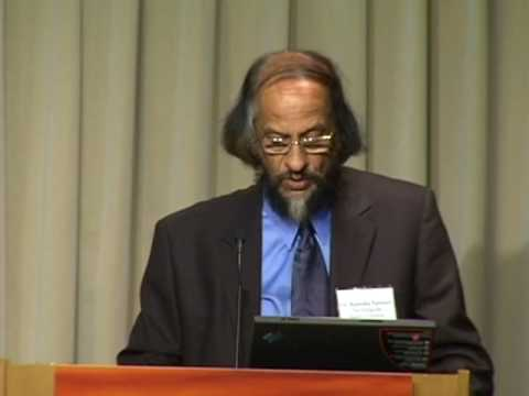 Worldwatch State of the World 2009 Symposium - Christopher Flavin and R.K Pachauri
