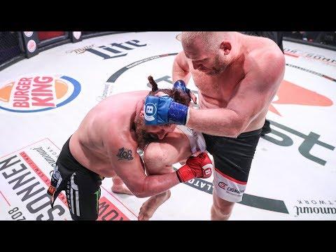 Bellator 207: Sergei Kharitonov - TKO