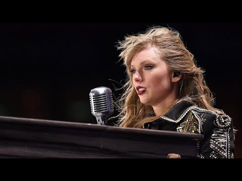 Watch Taylor Swift Emotionally Reflect On...