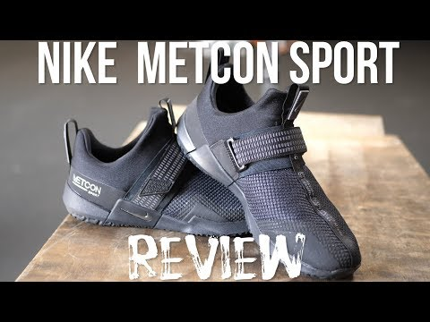 705eeef0125 Nike Metcon Sport Review! (BEST Budget Training Shoe) - YouTube