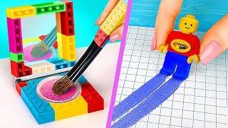 पुराने खिलौनों को दोबरा मज़ेदार बनाए / 10 मज़ेदार तरीके लेगो को दोबारा ठीक करने के