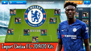 Welcome everyone to our channel gamingtube bd. this video is about how create latest chelsea team kits, logo, players in dream league soccer full tutorial...