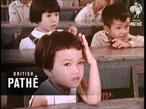 At School In Hanoi (1973)
