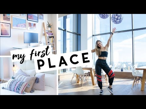 MY APARTMENT TOUR!! (2018)