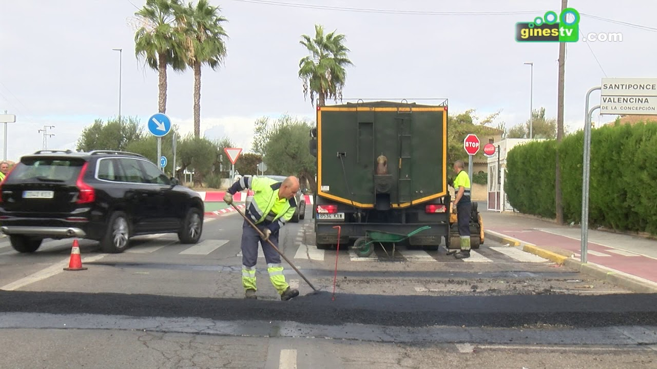 Instalación de 4 nuevos pasos de peatones elevados en diversos puntos del municipio