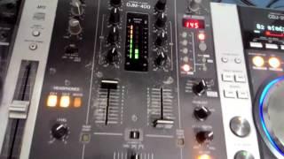 Cdj 200s Pioneer Mixer Djm 400 Pioneer(Em funcionamento., 2016-06-04T06:54:37.000Z)