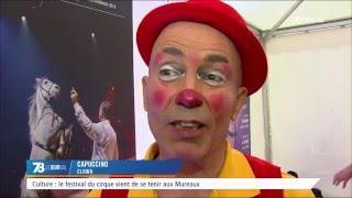 Culture : le festival du cirque vient de se tenir aux Mureaux