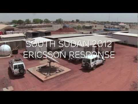 Ericsson Response in South Sudan with the ETC