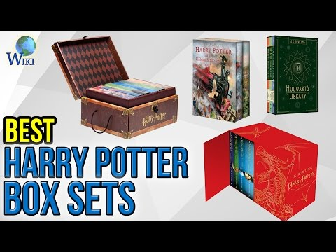 6 Best Harry Potter Box Sets 2017