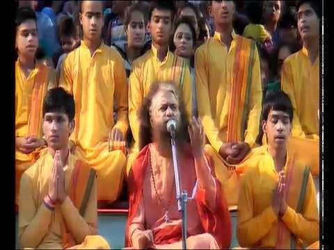 Ganga Aarti - Parmarth Niketan Rishikesh