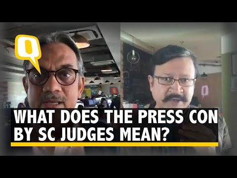 What is the Significance of Press Conference by Supreme Court Judges? | The Quint