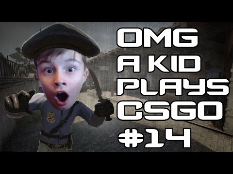ROAD TO SILVER | OMG a kid plays CSGO #14 (Dutch)