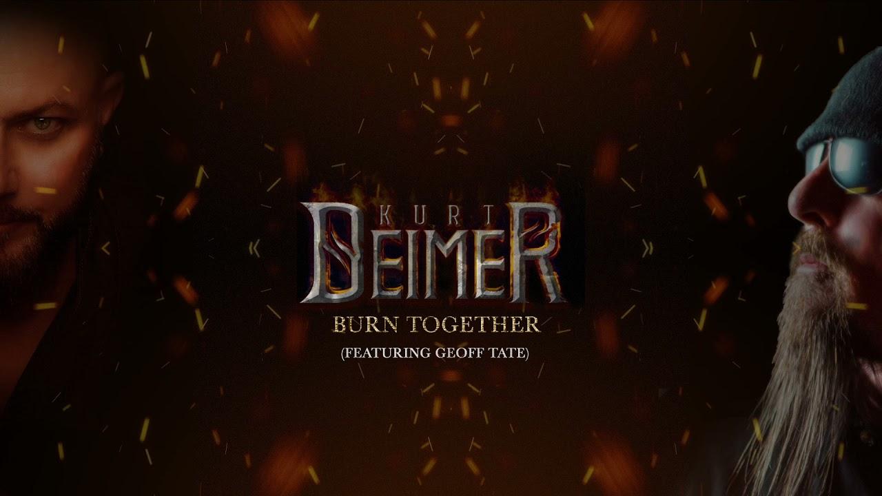 KURT DEIMER releases new track featuring GEOFF TATE