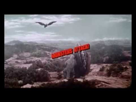 Destroy All Monsters (1968) - Trailer