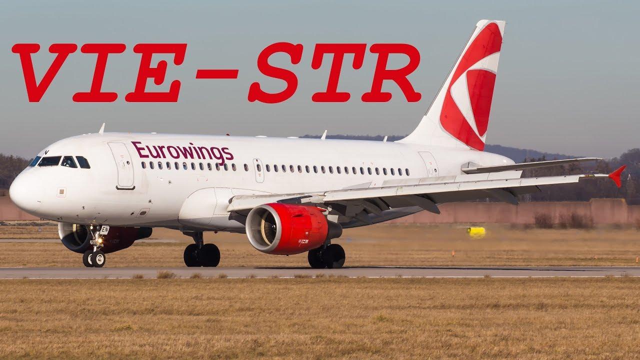 Eurowings Stuttgart Wien
