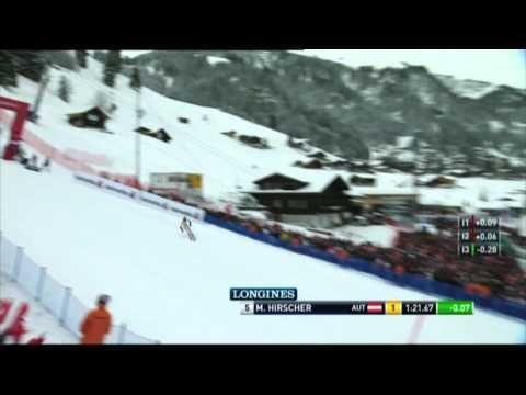 Marcel Hirscher wins overall World Cup